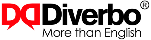 Logo Diverbo - More than English